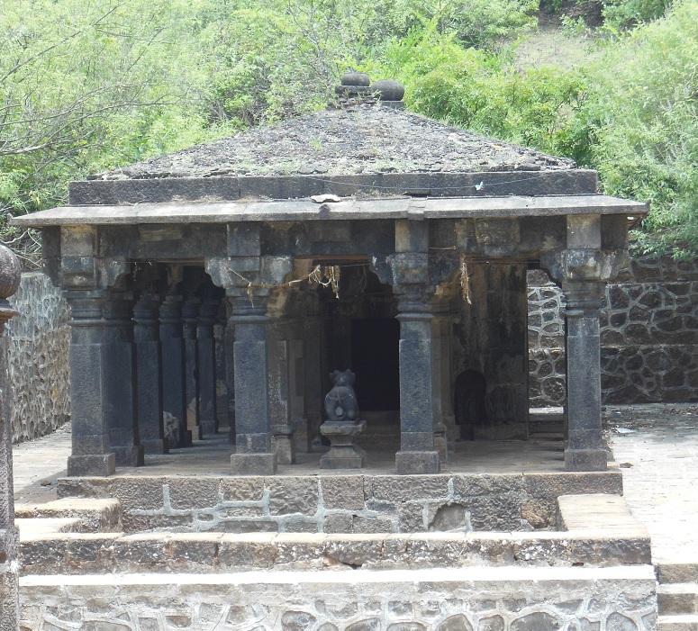Rajmachi Temple