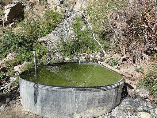 Sespe River Trail to Willett Hot Springs
