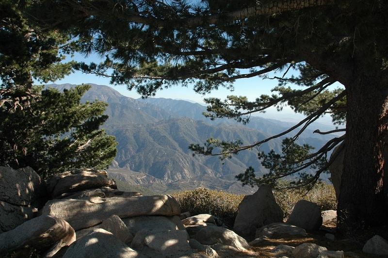 San Bernardino National Park