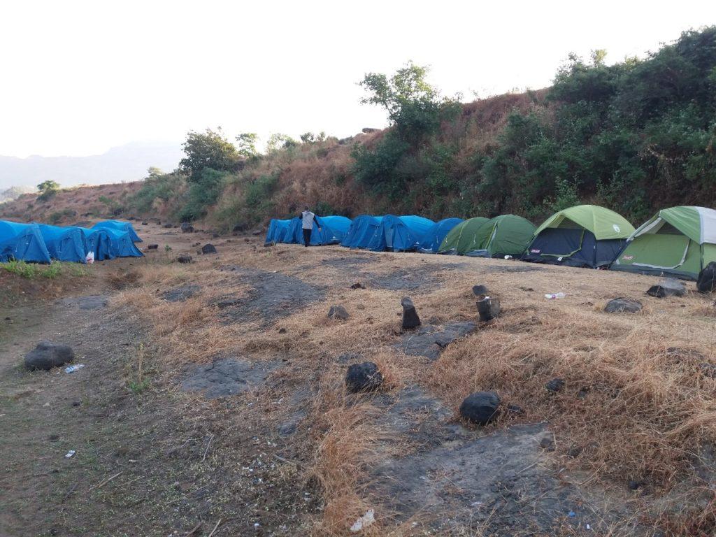 Bhivpuri Dhom Dam Camping 2