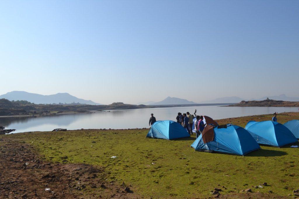 Bhivpuri Dhom Dam Camping 3