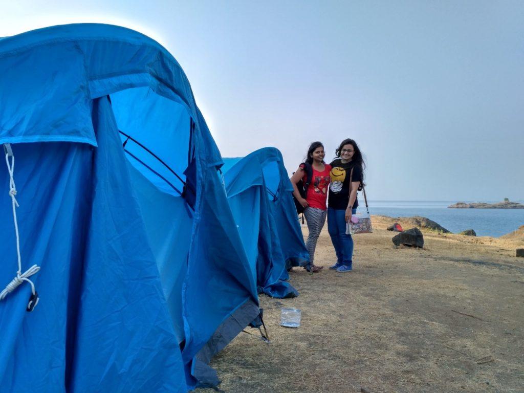 Bhivpuri Dhom Dam Camping 4